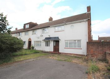 Thumbnail 3 bed end terrace house for sale in Ensign Way, Stanwell, Staines-Upon-Thames, Surrey