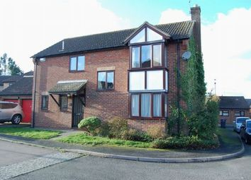 Thumbnail 4 bed detached house to rent in Leys Close, Long Buckby, Northampton