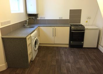 Thumbnail 1 bed flat to rent in Wilberforce Road, West End, Leicester