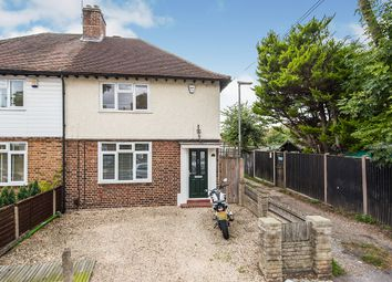 Thumbnail 2 bed semi-detached house for sale in Porchester Road, Kingston Upon Thames