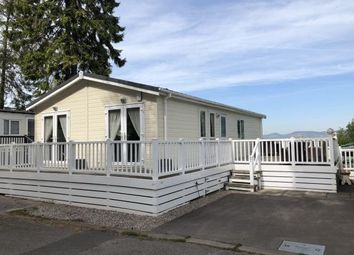 Thumbnail 3 bed mobile/park home for sale in Woodlands Hall, Llanfwrog, Ruthin, Denbighshire