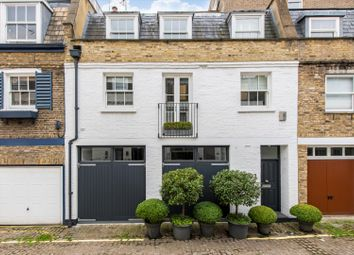 Lancaster Mews, Bayswater, London W2. 3 bed mews house for sale
