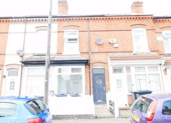Thumbnail 2 bed terraced house to rent in Albert Road, Stechford, Birmingham