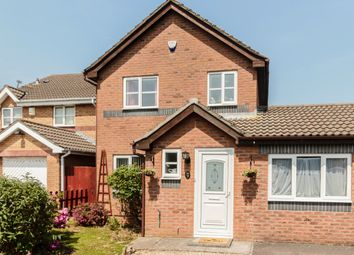 Thumbnail 3 bed detached house for sale in Greenacres, Barry, Vale Of Glamorgan