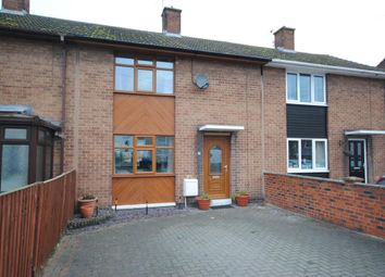 Thumbnail 2 bedroom town house for sale in Chapman Lane, Grassmoor, Chesterfield