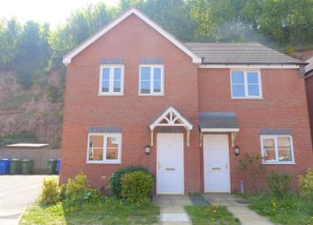 Thumbnail 3 bedroom semi-detached house to rent in Bank End Close, Mansfield