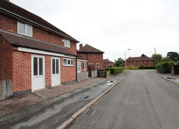 Thumbnail 3 bed flat to rent in Wordsworth Road, Loughborough