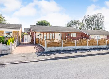 Thumbnail 3 bed bungalow for sale in Rustington Avenue, Stoke-On-Trent