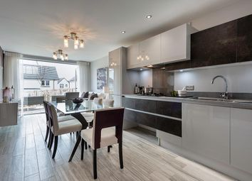 "Thumbnail 4 bed property for sale in ""The Ashbury Showhome"" at Bowmont Terrace, Dunbar"