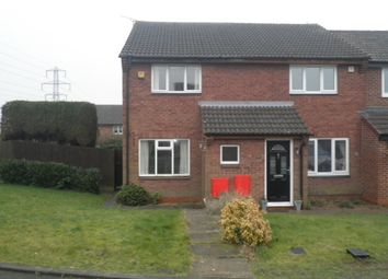 Thumbnail 2 bed semi-detached house to rent in Cutworth Close, Sutton Coldfield