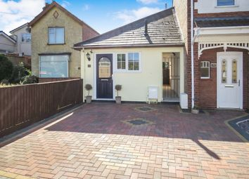 Thumbnail 2 bedroom bungalow for sale in High Street, Fletton, Peterborough