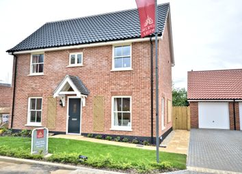 Thumbnail 4 bedroom detached house for sale in Common Road, Snettisham, King's Lynn