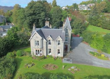 Thumbnail Hotel/guest house for sale in Wellwood Guest House, 13 West Moulin Road, Pitlochry
