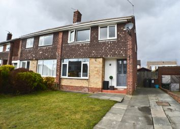 Thumbnail 3 bed flat for sale in Moorlands, Prudhoe
