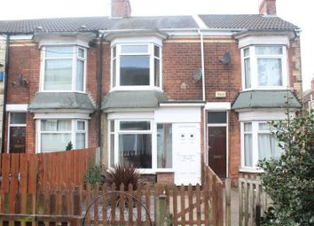 Thumbnail 2 bedroom terraced house for sale in Roxburgh Street, Hull