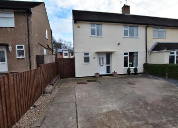 Thumbnail 3 bed semi-detached house for sale in Highwray Grove, Clifton, Nottingham
