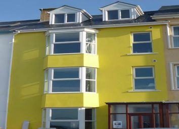 Thumbnail 2 bed flat to rent in South Marine Terrace, Aberystwyth