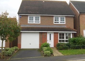 Thumbnail 4 bedroom detached house to rent in Edgbaston Drive, Retford
