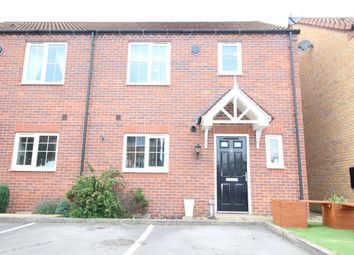 Thumbnail 3 bed semi-detached house for sale in Church Gate, York