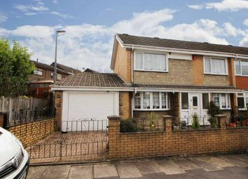 Thumbnail 3 bed semi-detached house for sale in Kennermont Road, Stoke-On-Trent, Staffordshire