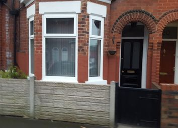 Thumbnail 3 bed terraced house to rent in Woodlands Road, Gorton, Manchester