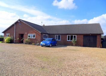 Thumbnail 5 bed detached bungalow for sale in Gimmels Gate, Long Sutton, Spalding, Lincolnshire