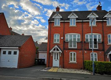 Thumbnail 4 bed property to rent in Redhill Road, Long Lawford, Rugby