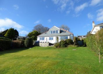Thumbnail 4 bed detached house for sale in Plymouth Road, Horrabridge, Yelverton