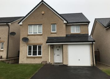 Thumbnail 4 bedroom detached house to rent in Wellington Drive, Nigg, Aberdeen