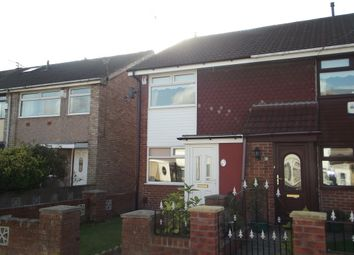 Thumbnail 2 bed end terrace house to rent in Pauline Walk, Fazakerley, Liverpool