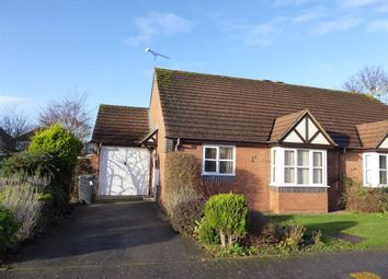 Thumbnail 2 bed semi-detached bungalow for sale in Montgomery Road, Leamington Spa, Warwickshire