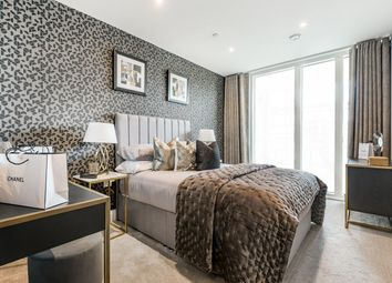 Thumbnail 3 bed flat for sale in Norman Road, London