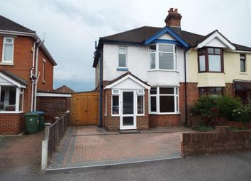 Thumbnail 3 bed semi-detached house for sale in South Mill Road, Southampton