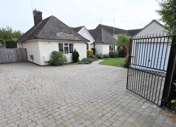 Thumbnail 3 bed detached bungalow for sale in The Mews, Bullfields, Sawbridgeworth