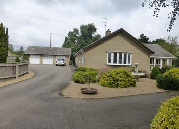 Thumbnail 3 bedroom detached bungalow for sale in Fallow Corner Drove, Manea, March