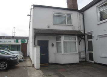 Thumbnail 2 bed terraced house for sale in Nantwich Road, Crewe