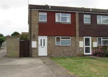 Thumbnail 3 bed end terrace house for sale in Norton Avenue, Herne Bay