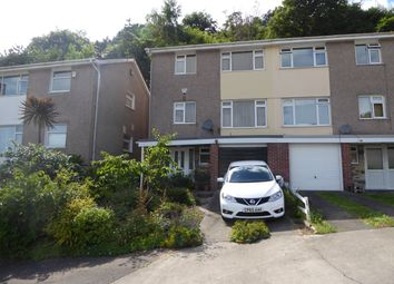 Thumbnail 3 bed semi-detached house for sale in Notts Gardens, Uplands, Swansea
