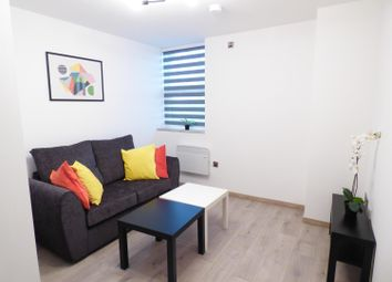 Thumbnail 1 bed flat to rent in Apt 2, The Old Rectory, 57 Ferrybridge Road, Castleford