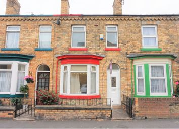 Thumbnail 2 bed terraced house for sale in Brinkburn Road, Scarborough