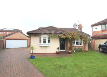 Thumbnail 3 bed detached bungalow for sale in Chilton Close, Newton Aycliffe