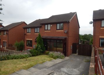 Thumbnail 3 bed semi-detached house to rent in Regent Mews, Batley