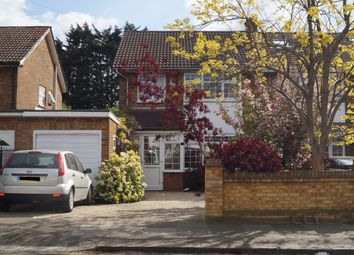Thumbnail 4 bed semi-detached house for sale in Avenue Terrace, Newbury Park, Ilford