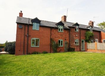 Thumbnail 3 bed semi-detached house to rent in The Perthy, Ellesmere