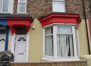 Thumbnail 2 bedroom flat to rent in Oxford Road, Thornaby, Stockton-On-Tees