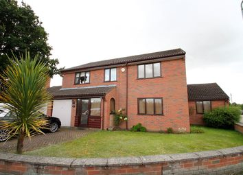 Thumbnail 4 bed detached house for sale in Woodlands Lane, Holbrook, Ipswich