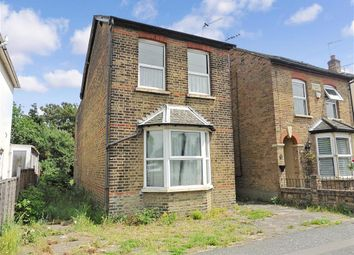 Thumbnail 3 bedroom detached house for sale in Willow Street, Romford, Essex