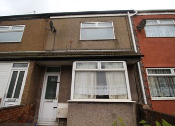 Thumbnail 3 bed terraced house for sale in Ladysmith Road, Grimsby