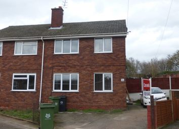 Thumbnail 3 bed semi-detached house for sale in Wilson Street, Worcester
