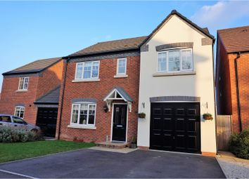 Thumbnail 4 bed detached house for sale in Kings Court, Bridgnorth
